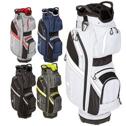 New Maxfli Honors Golf Cart Bag 14 Way Top U Pick Color Blac
