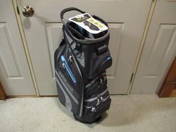 New Tour Edge Hot Launch HL4 Ladies Golf Cart Bag-Silver Blu