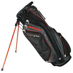 New Hot-Z Golf 2018 3.0 Stand Bag Black/Gray