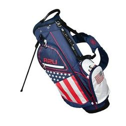 New Hot-Z Golf 2020 Flag Stand Bag *USA*