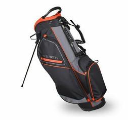 New Hot-Z Golf 3.0 Stand Bag Black/Orange/Gray