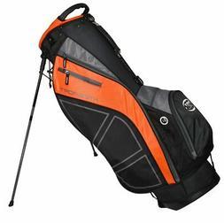 New Hot Z Golf - HTZ Sport Stand Bag Black/Gray/Orange