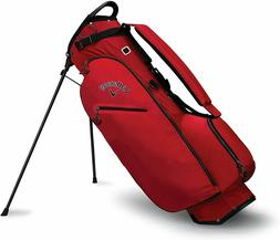 New Callaway Hyper Lite Zero DBL 4-Way Stand Carry Golf Bag