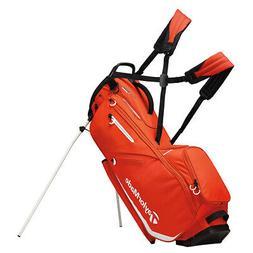 New TaylorMade Golf- FlexTech Lite Stand Bag TM19 Blood Oran