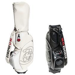New MU Sports Japanese Brand Golf Cart Bag - 703V7101 - Auth