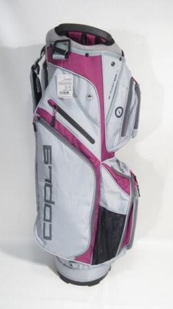 New! Ladies Women's Cobra Golf 2019 FMAX2 Cart Bag w/ Rain H