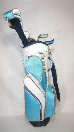 New! LADIES WOMEN'S COBRA GOLF SAPPHIRE COMPLETE PACKAGE SET