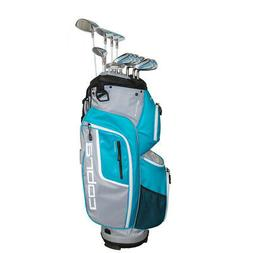 New Cobra Lady F-Max 13 Piece Complete Set w Bag Womens Whit
