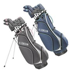 NEW Lady Wilson Magnolia Complete Golf Set w/ Driver, Irons,