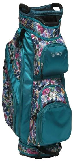 Glove It - New Lady Women's Golf Cart Bag - Painted Meadow -