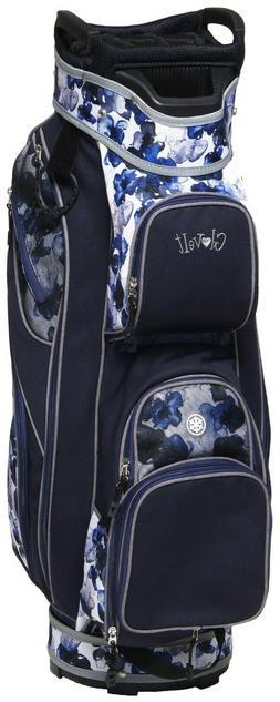 Glove It - New Lady Women's Golf Cart Bag - Indigo Poppy - 2