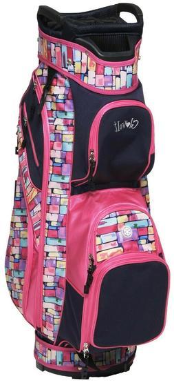 Glove It - New Lady Women's Golf Cart Bag - Tile Fusion - 20