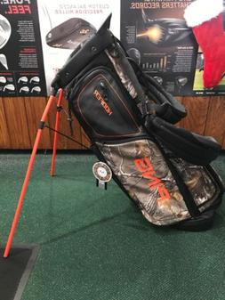 NEW PING LIMITED EDITION HOOFER Realtree Camo Stand Golf Bag