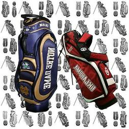 NEW Team Golf Medalist Cart / Nassau Stand Bag NCAA - Pick Y