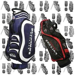 new medalist cart nassau stand bag nfl