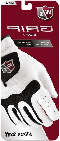 Wilson Staff - New Men's Grip Soft Golf Glove 2019