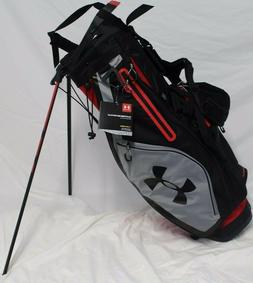 *NEW* Under Armour Men's Storm Match Play 4 Way Golf Stand B