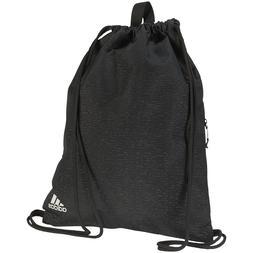 New OEM Adidas Drawstring Shoe/Gym Black Carry Bag
