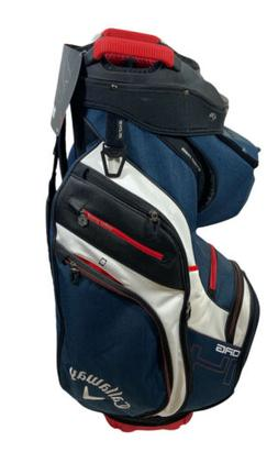 🥞NEW Callaway ORG 14 #1 Golf Cart Bag - 2020 Red, White &