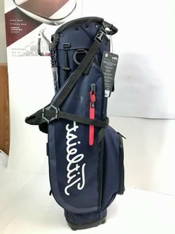 NEW TITLEIST  PLAYER 4 STAND BAG  MODEL# TB9SX4-4 NAVY COLOR