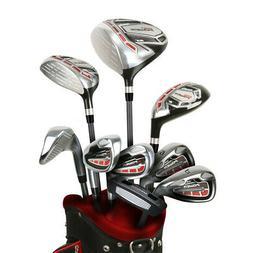 NEW PowerBilt Pro Power Complete Golf Set 2020 w/ Driver, Ir