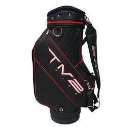 NEW SMT Golf Staff Bag - 10x9 Inch Top - 6 Full Lined Divide