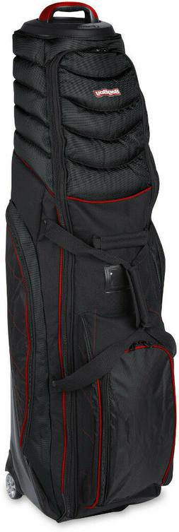 New Bag Boy T-2000 Wheeled Golf Travel Cover Black - Black/R