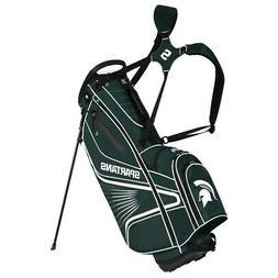 NEW Team Effort Golf GridIron III Stand Bag NCAA MSU Spartan