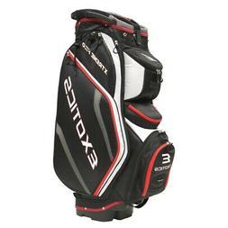 NEW Tour Edge Golf Exotics Xtreme Pro Deluxe Cart Bag 16-way