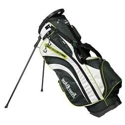 NEW Tour Edge Hot Launch 3 HL3 6-Way Stand / Carry Bag Black