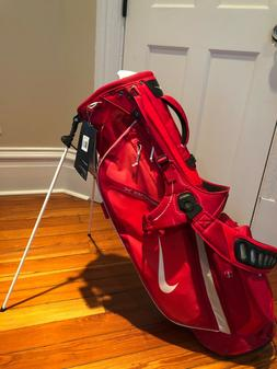NEW Nike Vapor X Red Carry Golf Bag