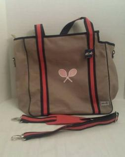New With Tag Ame & Lulu Chester Sport Tennis Tote