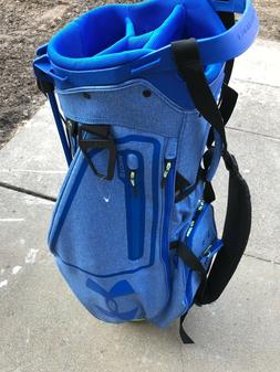 NEW!! Under Armour Women's Storm Speedround Stand Bag, Blue