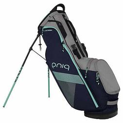 NEW Ping Womens Hooferlite Navy/Silver/Mint Golf Carry/Stand
