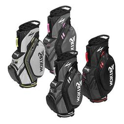 "NEW Srixon Z-Cart Golf Bag 6 LBS 13"" 15 way top Full Length"