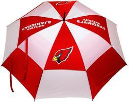 "Team Golf NFL Arizona Cardinals 62"" Golf Umbrella with Prote"