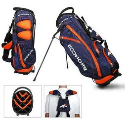 Team Golf NFL Denver Broncos Stand Golf Bag