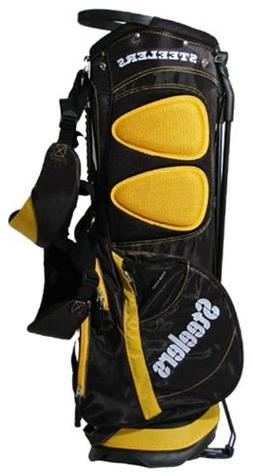 Team Golf NFL Pittsburgh Steelers Stand Golf Bag