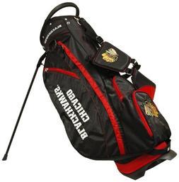 NHL Chicago Blackhawks Fairway Stand Golf Bag