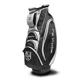 Team Golf NHL Los Angeles Kings Victory Golf Cart Bag, 10-wa