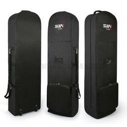 Nylon Golf Bag Travel Wheels Large Capacity Storage Practica