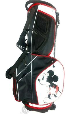 Official Disney Team Effort Mickey Mouse Golf Caddie Carry P