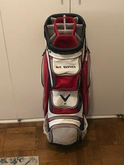 Callaway ORG 14 Cart Golf Bag  - NEW w/o tags