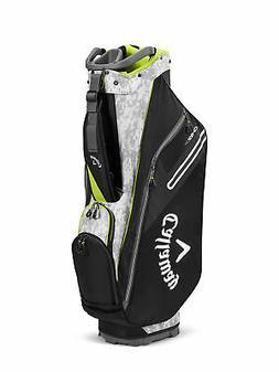 Callaway Org 7 Cart Golf Bag 2020 - Digi Camo
