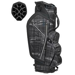 OGIO Ozone 14 Way Diamond Top 6 Pocket/Cooler Golf Cart Bag,