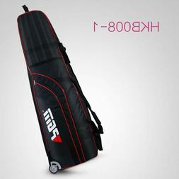 PGM Padded Golf Travel Cover Golf Travel Bag Bag with Wheel,