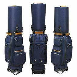 PGM Crestgolf Golf Carry Bag Wheeled Golf Travel Bag Golf Ca