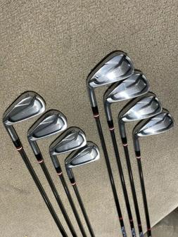 Miura PI-401 4-GW, VA Raijin shafts & bag offer