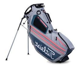 Titleist Players 14 Golf Clubs Stand Bag 10In TB9SX14 Sleet-