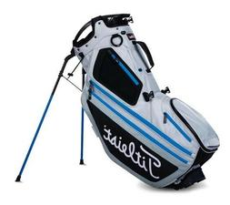 Titleist Players 14 Golf Stand Bag TB9SX14 Silver 14Way 10In